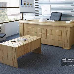 میز مدیریتی وکیوم کتیبه