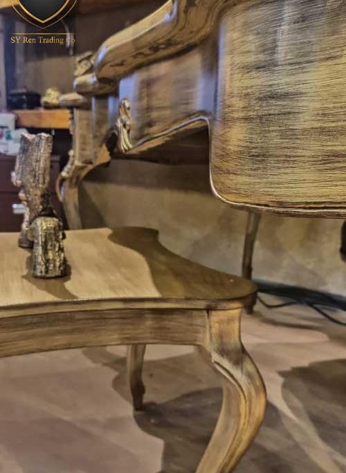 میز مدیریت کلاسیک XV-M13