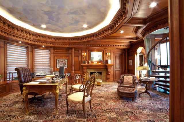 میز اداری کلاسیک