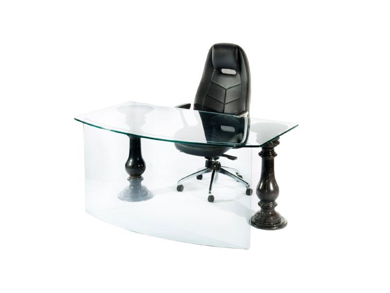 میز شیشه ای کد MG-04
