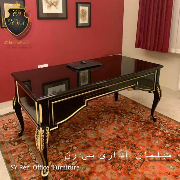 میز مدیریتی کلاسیک XV-M15