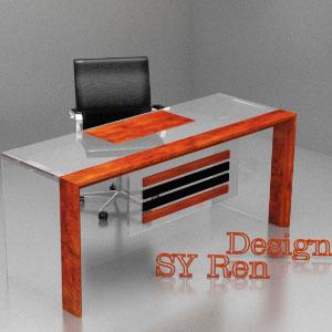 میز مدیریتی مدرن MM-16