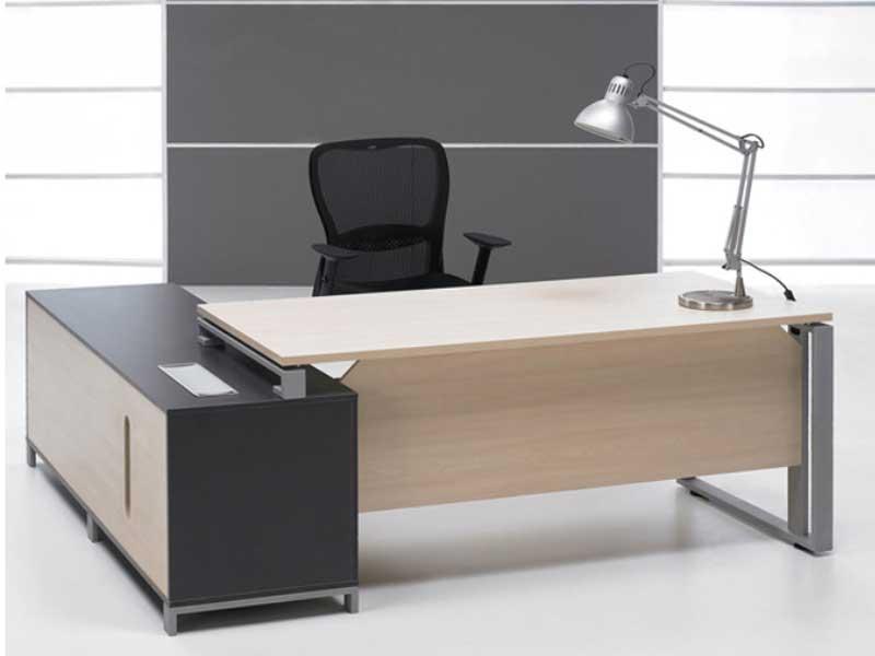 میز اداری مدل L