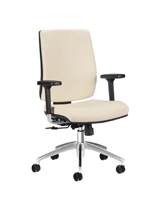 صندلی اداری داتیس مدل فلوت