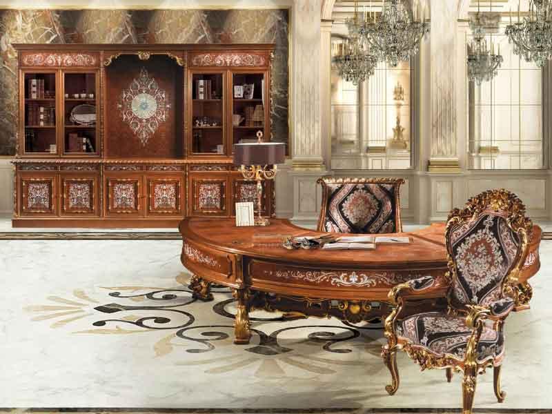 میز مدیریت کلاسیک